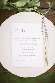 lavender inspired modern wedding tablescape - brides of adelaide