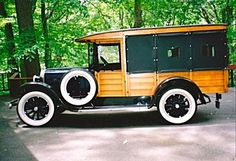 1927 Dodge Brothers Station Wagon....