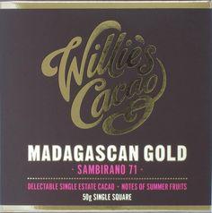 Willie's Madagascan Gold Sambirano 71