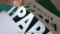 pincer le haut des lettres