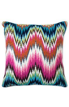 Jonathan Adler 'Worth Avenue Bargello' Needlepoint Pillow #Nordstrom