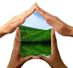 Tramite la bioarchitettura, possiamo instaurare un rapporto equilibrato tra uomo e natura
