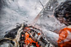 Volvo Ocean Race - Sanya to Auckland - by A Ross sur Alvimedica