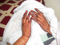 Mauritanian henna | Explore Nomad Heart Henna's photos on Fl… | Flickr - Photo Sharing!
