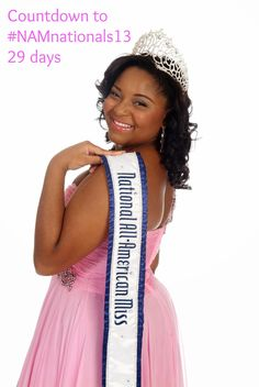 NATIONAL AMERICAN MISS...365 !!!: NAM National's Packing List!