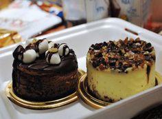 Rocky Road Turtle Cake