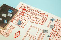 DIY QSL Card Kit on Behance