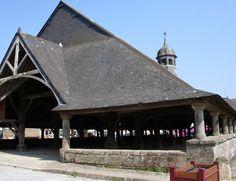 Le Faouet : ses halles du XVIe siècle