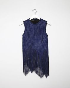 PROENZA SCHOULER | Basket Weave Fringe Top | Shop at La Garçonne