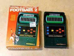 Mattel Football II electronic Game