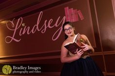 Pink, book-themed Bat Mitzvah party at DoubleTree Bethesda Maryland with Bradley Images, Talk of the Town, Ballroom Balloons and FabuDesigns.