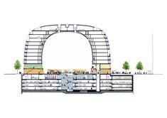 Rotterdam Market Hall (Rotterdam, The Netherlands) - 建築コンペ・イベント情報 --【KENCHIKU】