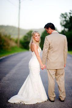 My fav pic from Lyndsi & Brad's wedding.