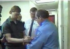 Prison records indicate that at 2:55pm, April 16th 1994, Jeffrey Dahmer placed a piece of paper in front of his cell door which read 'I foresee a summer full of very unpleasant behavioural problems for Jeff.' When asked about the message, Jeff said that prison staff wouldn't understand what the message meant. A sergeant asked Jeff if he had any immediate plans to misbehave. Jeff said he had planned 'nothing for tonight, except going to bed' and that maybe he would plan something in the next…