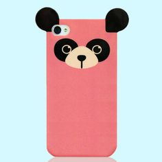 Panda Case for iPhone 4/4S.  Not only is it cute, it is educational (the inside has vital stats of the endangered species), and 10% of the profit go to support endangered species the world over. So cute!