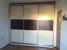 Άποψη ντουλάπας Sliding Wardrobe, Divider, Room, Furniture, Home Decor, Bedroom, Decoration Home, Room Decor, Rooms