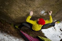 sonnie trotter on climbing fitness: stay lean, strengthen fingers and core