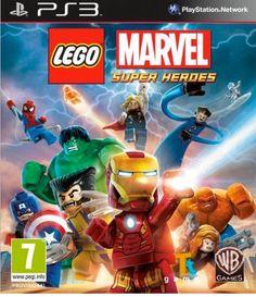 LEGO Marvel Super Heroes videojuegos