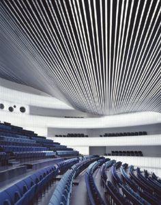 SelgasCano Palacio De Congresos Y Auditorio De Badajoz