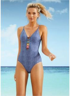 128f0452e48b Jednodílné dámské plavky nakoupíte online u bonprix