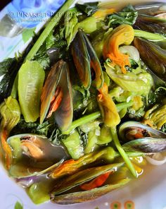 248 best ilokano food drinks other exoticas images on pinterest exotic food recipes other gastronomic fetishes dinengdeng with mussels forumfinder Image collections