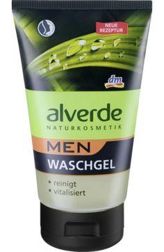 Alverde MEN Waschgel, € 2,65