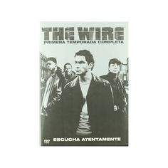 The Wire [Vídeo (DVD)] : primera temporada completa