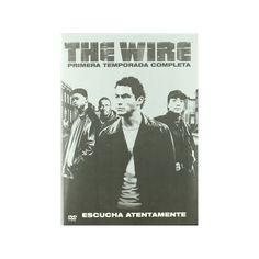 The Wire [Vídeo (DVD)] : primera temporada completa