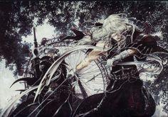 Shibamoto Thores, Gonzo, Trinity Blood, Hugue De Watteau, Abel Nightroad