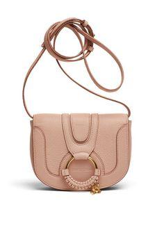 Powder Pink Hana Bag by See by Chloe Accessories