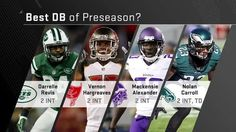 """""""The guy can catch AND tackle.""""  Ike Taylor's best DB this preseason? Should be no surprise"""
