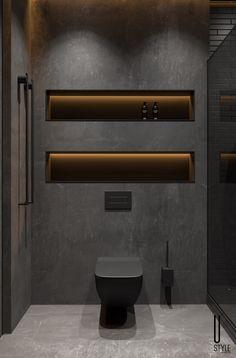 Architecture,Visual Effects,Interior Design Washroom Design, Toilet Design, Bathroom Design Luxury, Modern Bathroom Design, Home Room Design, Home Interior Design, Wc Decoration, Bathroom Design Inspiration, Behance