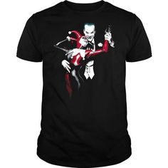 BATMAN/HARLEY AND JOKER T Shirts, Hoodies. Get it now ==► https://www.sunfrog.com/Geek-Tech/BATMANHARLEY-AND-JOKER-.html?57074 $26