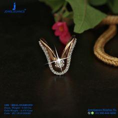 Real Diamond 18k Luxury Design  Get in touch with us on +919904443030 Yoga Jewelry, Jewelry Model, Jewelry Gifts, Diamond Rings, Diamond Jewelry, Diamond Engagement Rings, Kerala Jewellery, India Jewelry, Vanki Ring