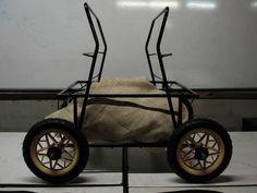 Design Quest - Post - Vendor cart design by ajay boga