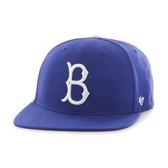 Los Angeles Dodgers Hole Shot Royal 47 Brand Hat