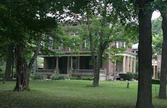 Hannah House can be found on Madison Avenue, in the city of Indianapolis, Indiana. It is privately owned, so the privacy of the owners must be respected. The Hannah Mansion can be found on the corner of National Avenue and Madison Avenue.