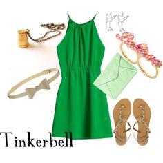 Tinkerbell Inspired