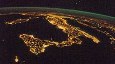 Italy as seen from Space <3