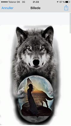 Lobos Wolf Tattoos Men, Native Tattoos, Badass Tattoos, Wolf Tattoo Forearm, Wolf Tattoo Sleeve, Indian Tattoo Design, Wolf Tattoo Design, Beautiful Wolves, Animals Beautiful