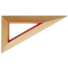 Kolmnurk joonlaud / Triangle Ruler – Colonel