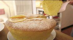 Citronově-jogurtová bábovka jako dech: Ještě nikdy jsem nejedla tak vláčnou a výbornou bábovku! – Magnilo Vanilla Cake, Cake Recipes, Food And Drink, Pudding, Bread, Sweet, Desserts, Basket, Lemon