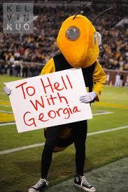 Georgia Tech - what's the GOOD word?!?!