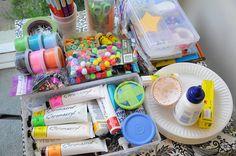 Poppy's Birthday Arty Party by paper kites, via Flickr Unisex Baby Shower, 8th Birthday, Happy Birthday, Birthday Ideas, Art Party, Kites, Cool Baby Stuff, Fun Stuff, My Girl
