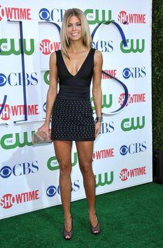 Anna McCord.... Ohhhh myyyy LEGS!!!!!