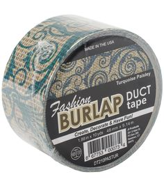 Beacon Paisley Print Duct Tape