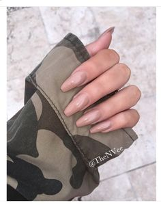 Ballerina nails have to be my favorite
