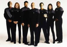 Star Trek: The Next Generation (1987–1994) - show I watched with my dad :]