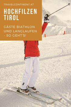 #Hochfilzen in #tirol ist eine Hochburg für #Wintersport #Langlaufen und #Biathlon - so machts Spaß! Tipps mit Video für tollen #Winterurlaub