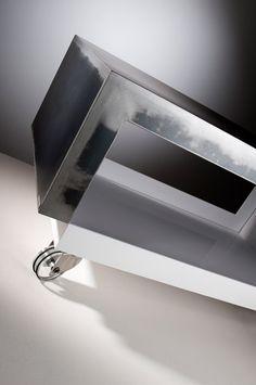 #design #interiordesign #steeldesign #czechdesign #interior #steelfurniture #vladanbehaldesign #behaldesign #nabytek #nabytekzoceli #stolek #interiéry Coffee Tables, Design